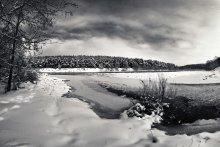 Треск / Сферическая панорама с этого места http://www.360cities.net/image/lososno-black