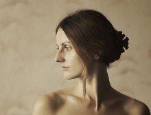 запах ванили / модель Наталья Пархимчик