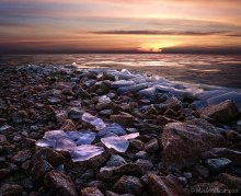 Лёд,огонь и камень / Санкт-Петербург