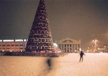 Про Трюфеля... / Центр города Минска. Декабрь 2009