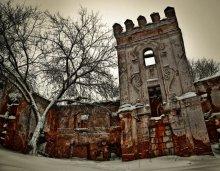 *abandoned* / Смиловичи