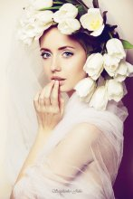 венчание с весной... / потянуло на романтику опять...