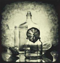 lemon / домашний натюрморт