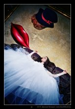 Алиса в Стране чудес / не свадебное!