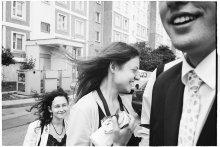 Улыбки / Кусочек свадьбы глазами свидетеля :)  ps: в кадре как минимум три фотографа с фотоклуба.