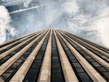 Дорога в небо... / ну город, ну Нью Йорк 2009г апрель
