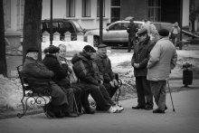 Старики-разбойники / … Про мужицкие дела и про женские тела.