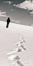 На край земли... / в ледяной пустыне...