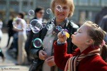 ДримФлэш / с мыльно-пузырьной акции :)