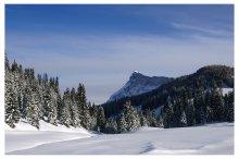 """просто пейзаж / классика жанра. из серии """"Альпийские зарисовки"""". Доломиты, 2010 год"""