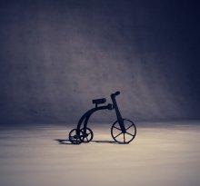 Waiting for you / Велосипед моего хорошего друга :)