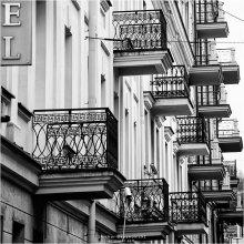 [ hot`EL  ] / ...балконные ритмы. Вильнюс