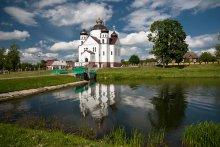 / сферическая панорама интерьера церкви можно глянуть тут http://hiv-iv.livejournal.com/34038.html