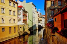 Немного Пражской Венеции / осень 2009