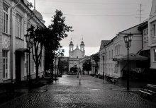 После дождя / Где-то в Витебске...
