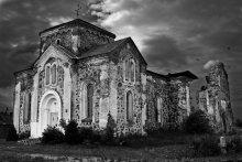 историко-культурное наследие / Бегомльская церковь всех Святых