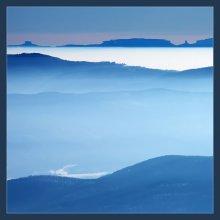 Blue haze / .......