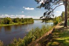 Вилия-река / сферическая панорамка с этого места http://hiv-iv.livejournal.com/39629.html