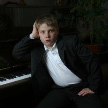 Портрет сына / В домашних условиях