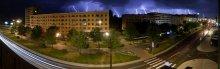 Far thunder-storm / Фрагмент сферической панорамы грозы ISO100. f/8. Et30s. Во флеше http://fertilizermods.elteh.org/panorama/street/thunder_3.html