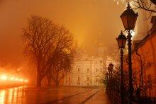 Истоки Духовности / Снимок сделан после полуночи в Киево-Печерской Лавре.