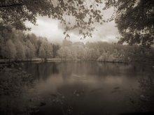 --Озеро-- / IR-foto
