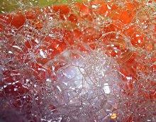 """Детские забавы - мыльные пузыри - """"Модель вселенной"""" / Детские забавы - мыльные пузыри - """"Модель вселенной"""". Вода, мыло, соломинка и цветные диодные фонарики..."""