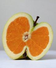 Апель син / немного фотошопа
