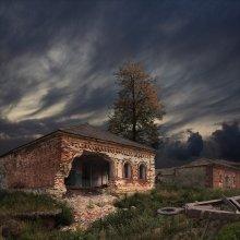 Последняя осень.... / Старый город на Урале,Каменск-Уральский,основанный еще Демидовым.