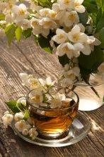 Жасминовый чай / летним днем на даче