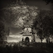 Часовня / д. Мыщено, Миорского района, Витебской области http://www.panoramio.com/photo/40210364
