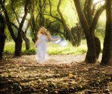 """яблоки / """"И наступит тот день, когда люди превратятся в яблоки, а ангелы будут оплакивать их души..."""""""