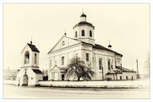 Православная церковь в Ракове / Православная церковь в Ракове, изначально была построена как униатская!