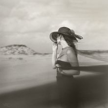 Она и дюны / Эфа...