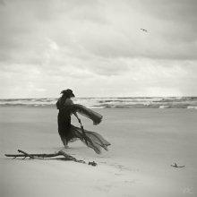 ветру... / письмо на поющем песке