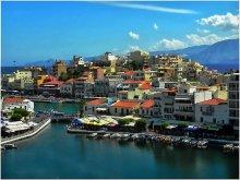 ГОРОДОК / Город Николас,Крит.Греция