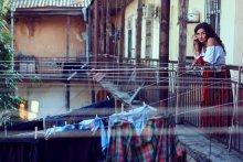 Хозяйка на балкончике / http://soul-portrait.com/