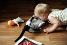 Mila and the Cat / Міласлава -- 1 год 3 месяцы.