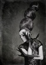 Dreams / model- Yana Shamis make up and styling - Felix Shtein hairstyle-Elena Gripich