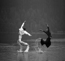 Танец в воде / в подолжение серии