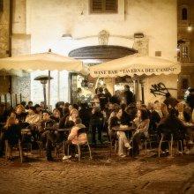 Ночь - 4 Общество / Ночная жизнь Рима