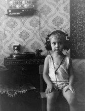 слушатель / тогда еще не было mp3 плееров ...