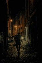 Ночь - 7 Прохожий / Ночной Рим