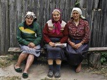 Чернобыльские встречи. Фото на память. Брагин-Соболи 2003 г. / ******