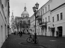 На Успенской / В Витебске 5.11.10