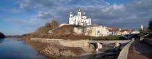 Новые берега / На берегах Витьбы и Западной Двины в Витебске 11.11.10  Реконструкция затянулась :(
