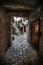 В старом городе...... / Хорватия...