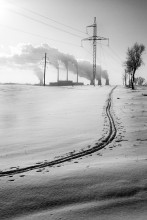 Тропа здоровья / Индустриальный пейзаж