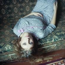 Саша (портрет на диване) / Ноябрь.
