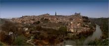 Толедо / столица испании......до Мадрида